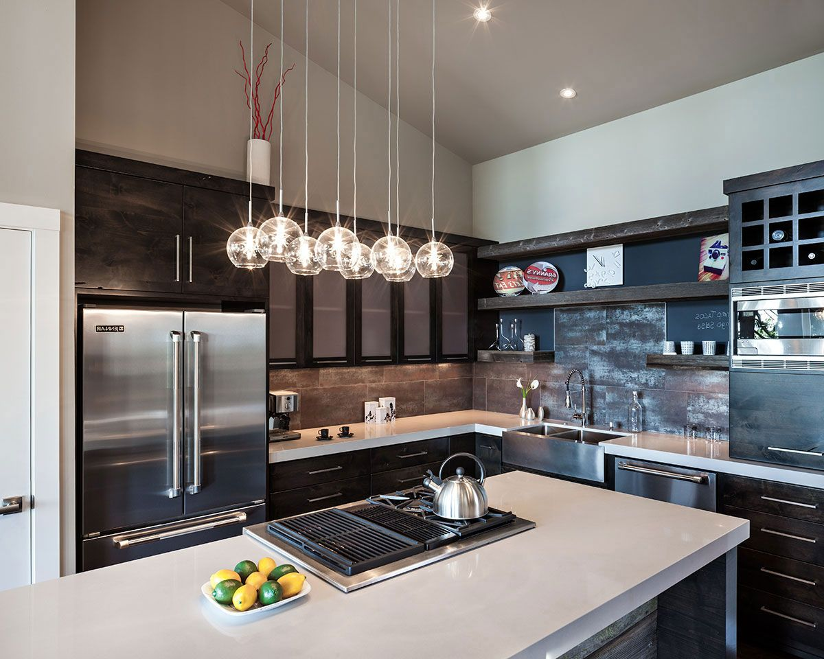 A look at the top 12 kitchen island lights to illuminate Best pendant lights for white kitchen