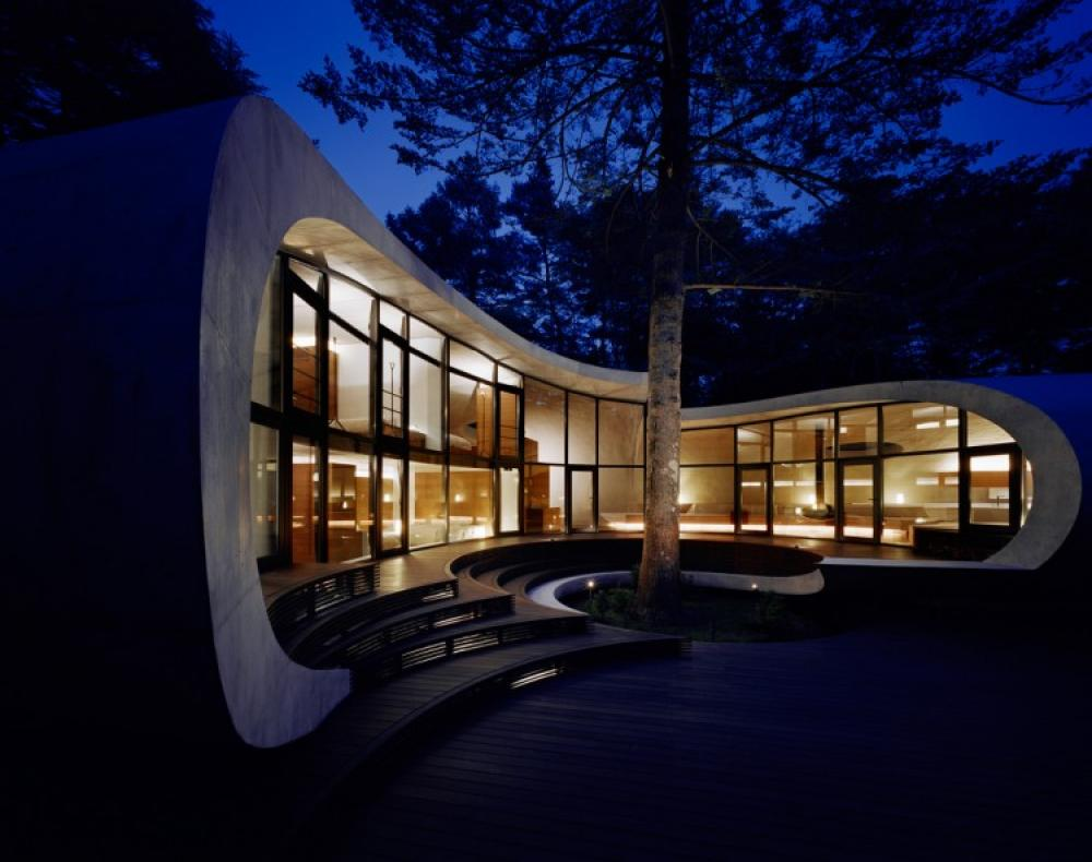 amazing-ultra-modern-home-exterior-design-with-artificial-lighting