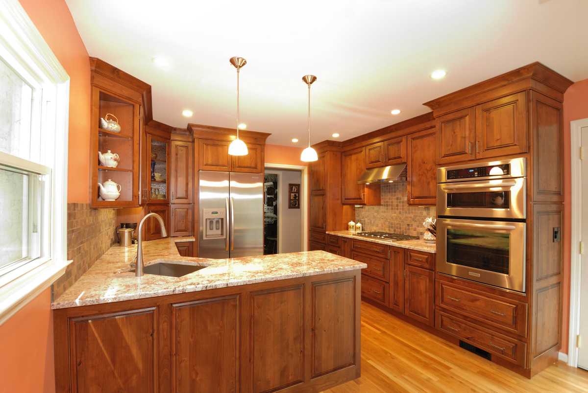 Where To Put Recessed Lighting In Kitchen