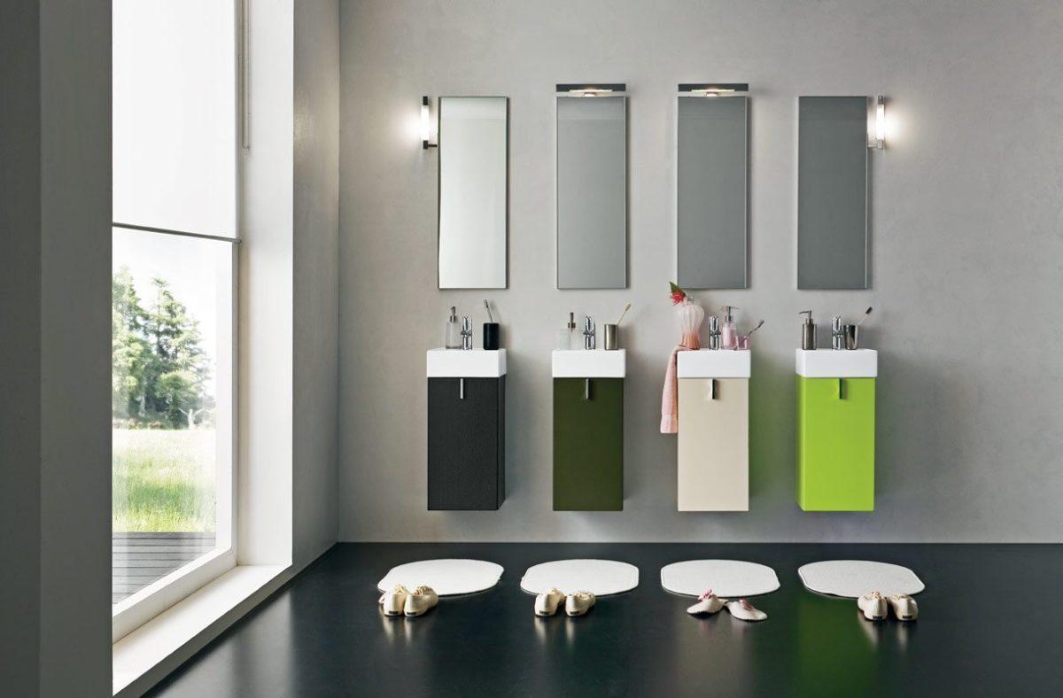 New Metropolitain Tall Cupboard By VitrA Bathroom  STYLEPARK