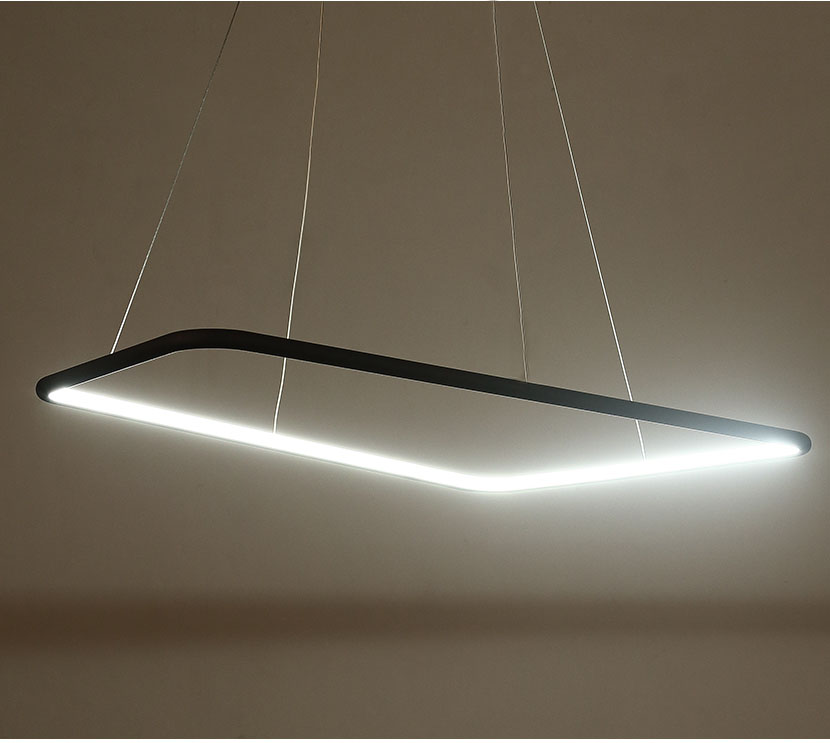 """Quadrate"" Modern Pendant Light"