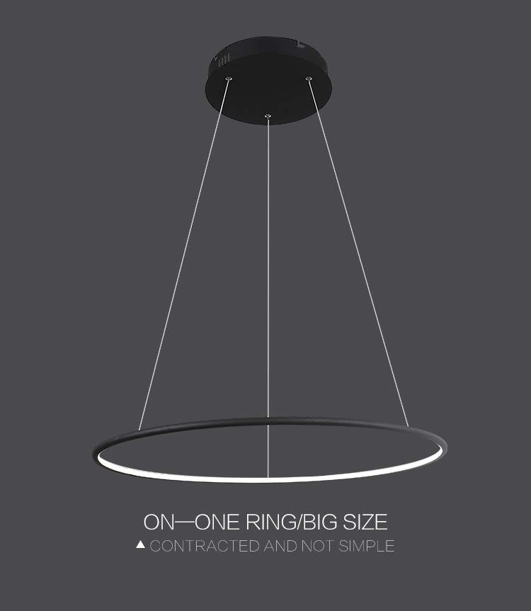 Multi ring modern led pendant light westworld light fixture multi ring modern led pendant light westworld light fixture modernace aloadofball Image collections