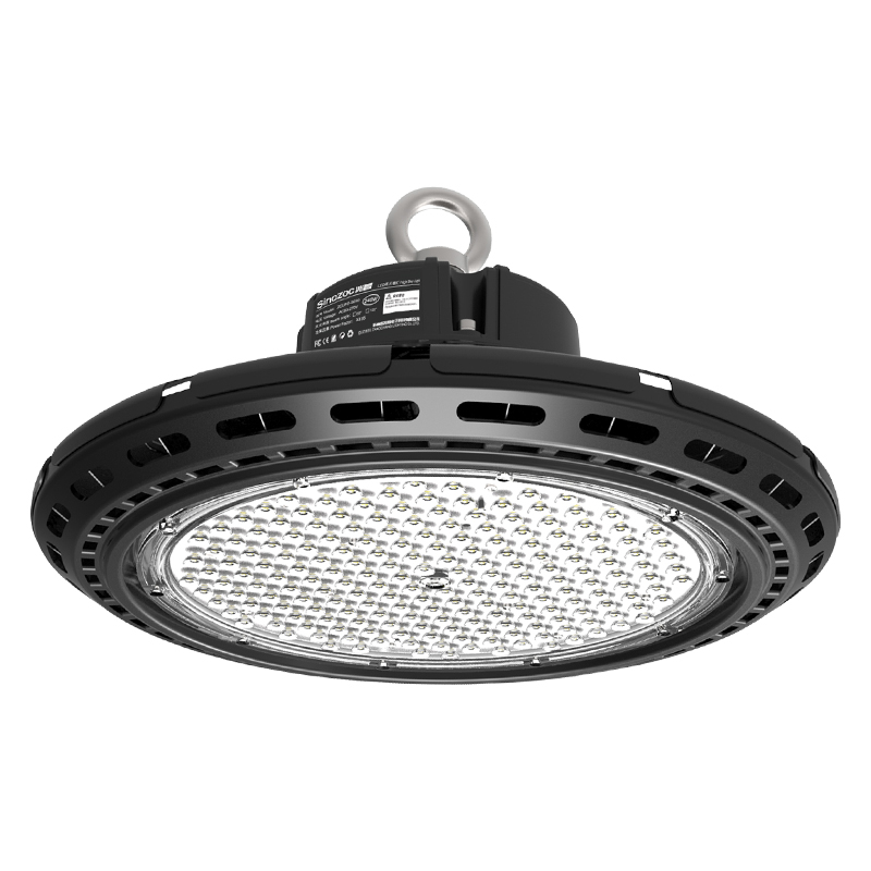 100 240 Watt Led High Bay Ip65 Industrial Warehouse Light