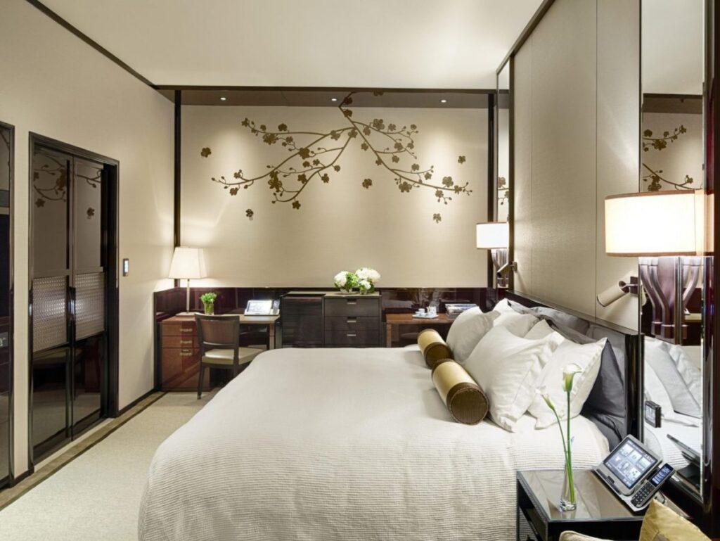 Guest Room Lighting