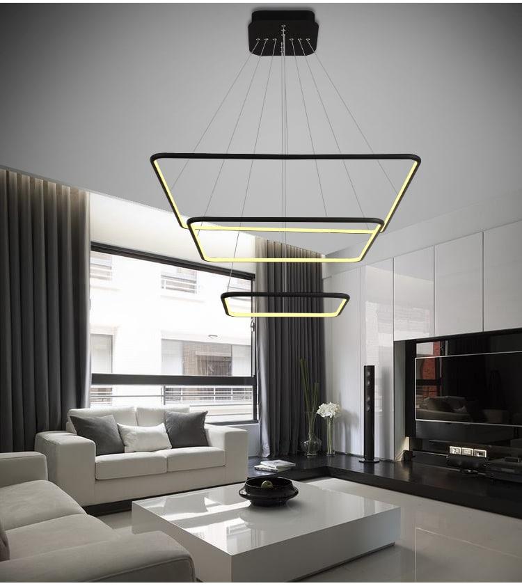 Modern Pendant Lighting   Modern.Place LED Lighting