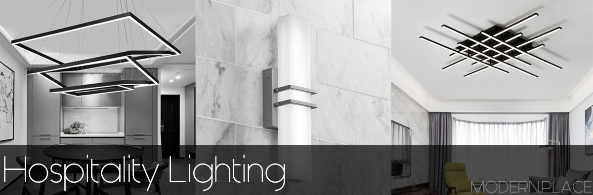 Hospitality Lighting - Hotel Lights, Lamps & Fixtures