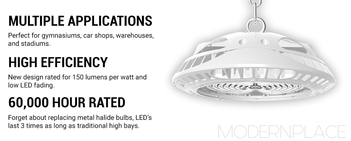 UFO LED High Bay Lights