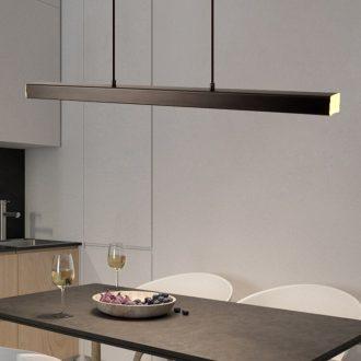 "Modern LED Acrylic Light Fixture - ""BAR"" | Modern.Place"